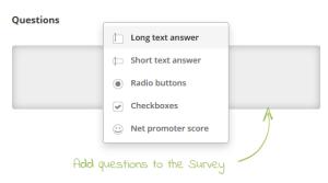 HotJar Survey